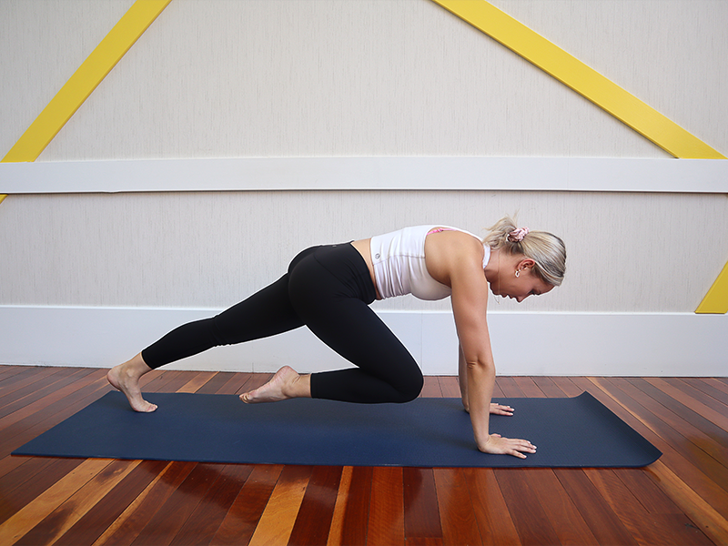 30 Minute Abs & Glutes